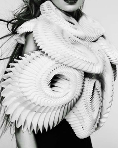 Iris van Herpen 2010_ Photo credit Shamila & Eric Elenbaas
