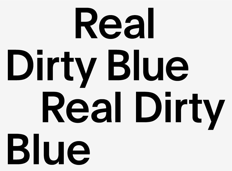 Real Dirty Blue Final