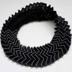 Ann Richards Möbius neckpiece