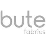 Bute Fabrics_MASTER Full Logo Grey White Background Square